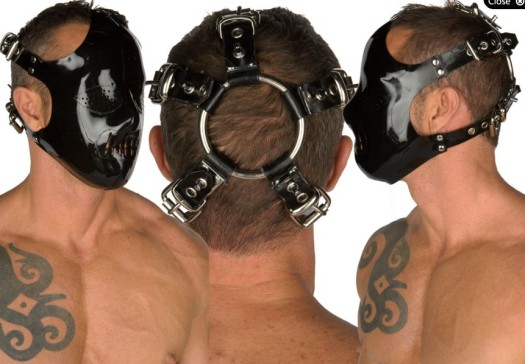 gate mouth mask