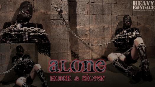 Alone - Black & Silver